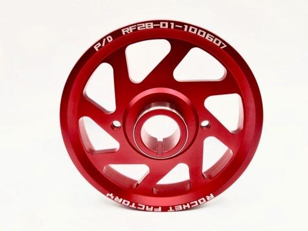 RF28 red rear